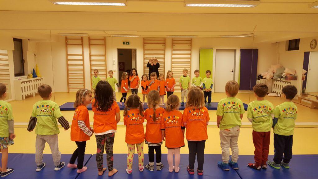 Děti na startu - Sportovky