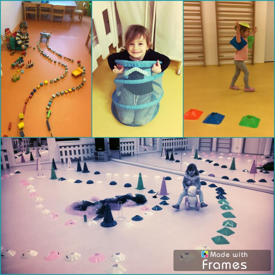 Pohyb, hra a zábava